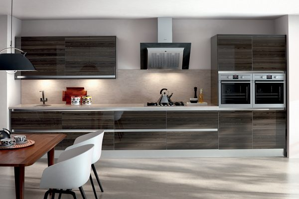 Ultra Gloss Japanese Pear Kitchen